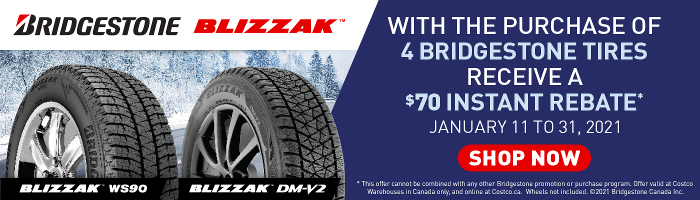 Buy 4 Bridgestone Tires and get a $70 off . Shop Now. Wheels Not Included.