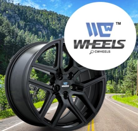C-Wheels premium alloys, Opens a dialog.