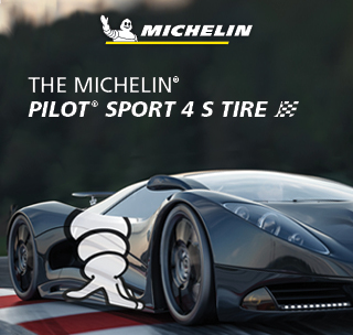 Michelin, pilot sport 4 S tire.