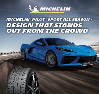 Michelin Pilot Sports All Season 4. Design that stands out from the Crowd.