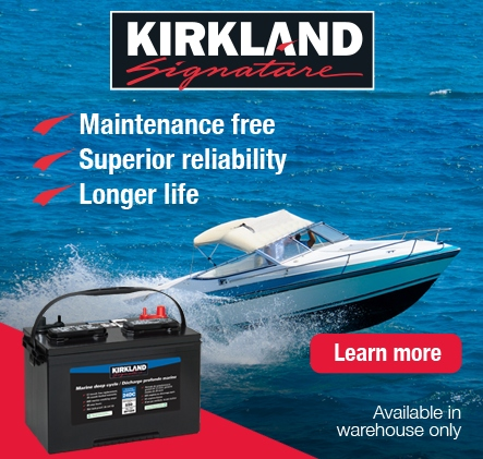 Kirkland signature. Available in warehouse only. Learn more.