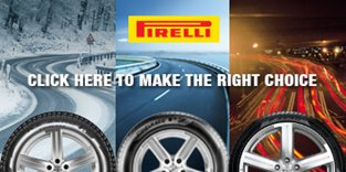 Pirelli. Click here to make the right choice