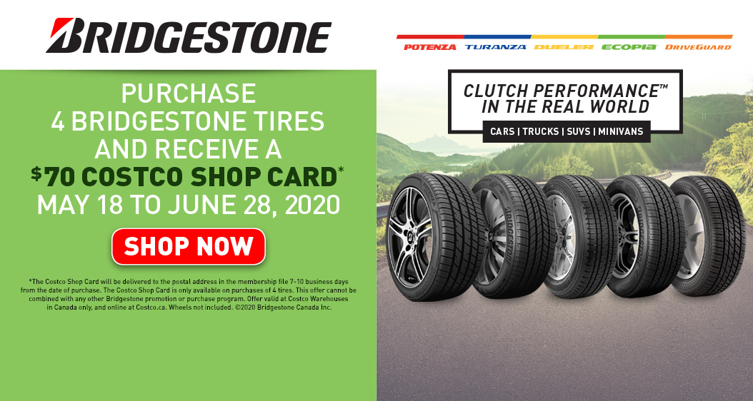 Receive a $70 costco shop card may 18 to june 28,2020. shop now.