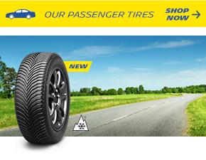 Our passenger tires shop now