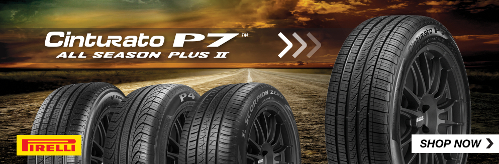 Pirelli cinturato P7 all season plus 2 Tires. Shop Now, Opens a Dialog
