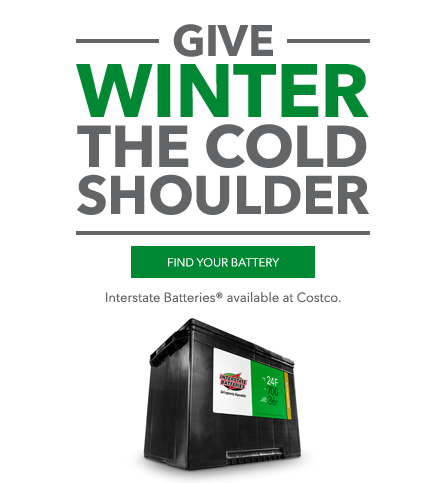 Give Winter the Cold Shoulder