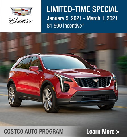 Costco auto program. Limited-time special. Learn more