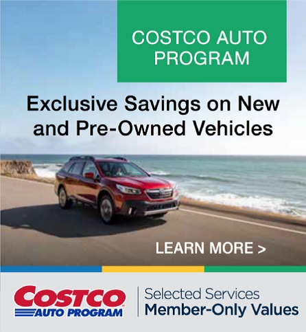 Costco Auto Program. exclusive savings on pre-owned vehicles. selected service member only values.learn more.
