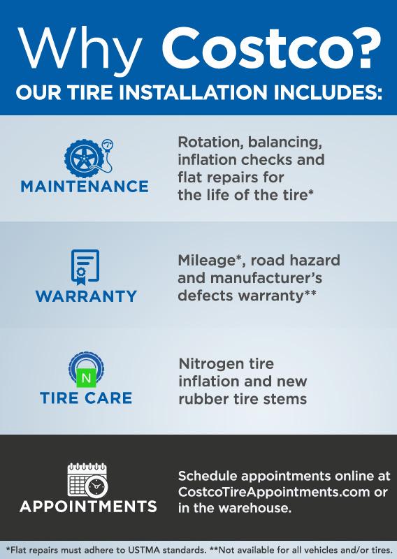 Costco Auto Center >> Tires Shop For Car Suv Truck Tires Costco